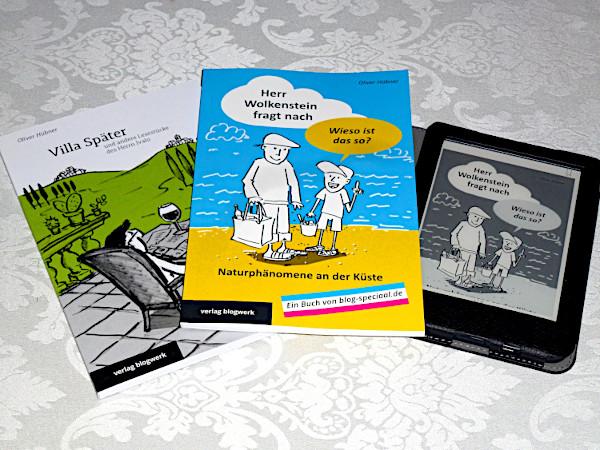 Sortiment Verlag Blogwerk
